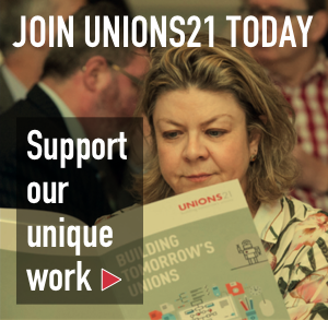 Join Unions21 today